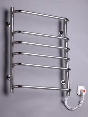 Электрический полотенцесушитель Стандарт-6 Элна (нерж)