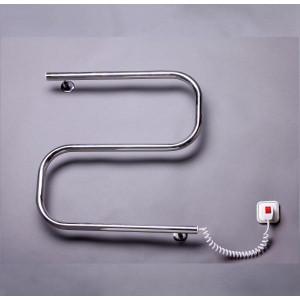 Электрический полотенцесушитель Змейка-S (нерж)