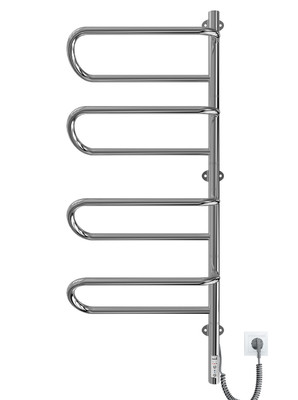 Электрический полотенцесушитель Электра -I 1000х445 TR таймер-регулятор