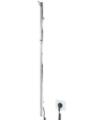 Электрический полотенцесушитель Рей Кубо-І 1500x30/130 TR таймер-регулятор