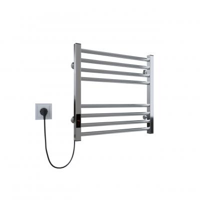 Lima П8 500х500 Э левое подключение Электрический полотенцесушитель