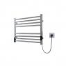 Lima П8 600х500 Э правое подключение Электрический полотенцесушитель