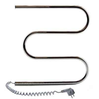 Полотенцесушитель Змеевик 500х500 левый 10-000100-5050