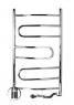 Полотенцесушитель Пируэт 480х800 правый поворотный с терморегулятором 10-021021-4880