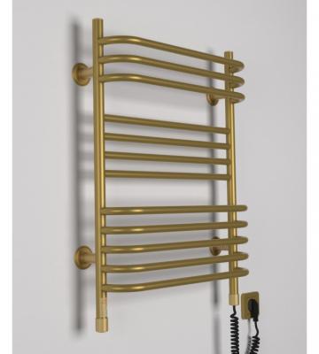 Электрический полотенцесушитель Interio HR1 Золото (707х435)