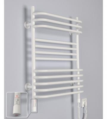 Электрический полотенцесушитель Interio HR2 Белый (707х535)