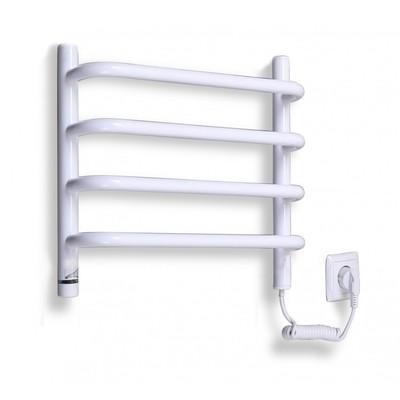 Полотенцесушитель ELNA Стандарт 4 белая (440x480)